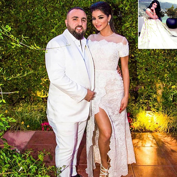 Beautiful Actress Rima Fakih: Married to her Entrepreneur Husband in a Royal Wedding, Is She Pregnant Now?