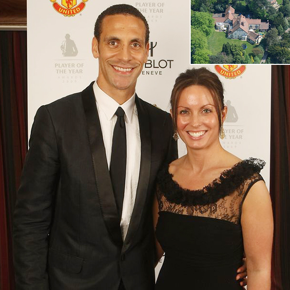 Rio Ferdinand Puts House For Sale To Get Away From Wife's Memories Following a Grave Loss
