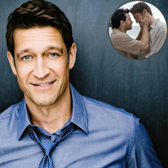 never been married openly gay actor robert gant