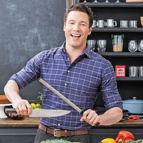 Awesome Chef Rocco DiSprito's Weight Loss Campaign: New Diet Plan, Also Find Married Life, Wife or Girlfriend!