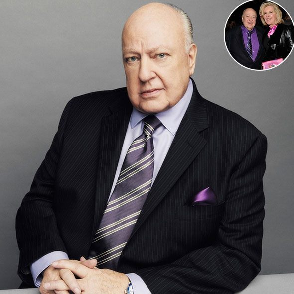 Age Gap Does Not Matter in Healthy Relationship: Fox News' Chairman and CEO Roger Ailes: Married Life, Wife, and Children