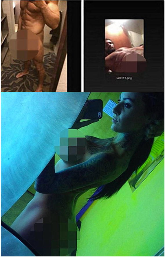 Seth Rollins Nude Photo Leaks: A Timeline   The Suplah