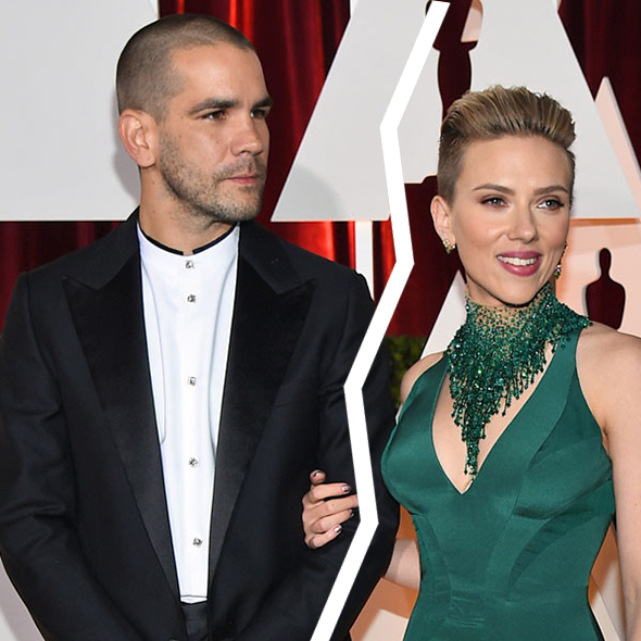 Romain Dauriac Split with his Wife Scarlett Johansson ending the Married Life of two Years