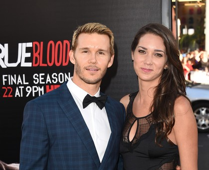 entertainment allegedly ryan kwanten dating girlfriend introduced ashley hometown