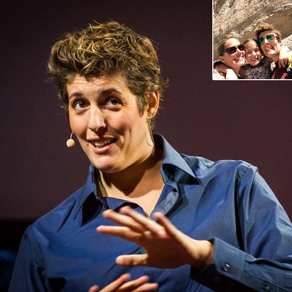 Openly Lesbian CNN Commentator Sally Kohn Wants Her Kid To Be Gay Too!