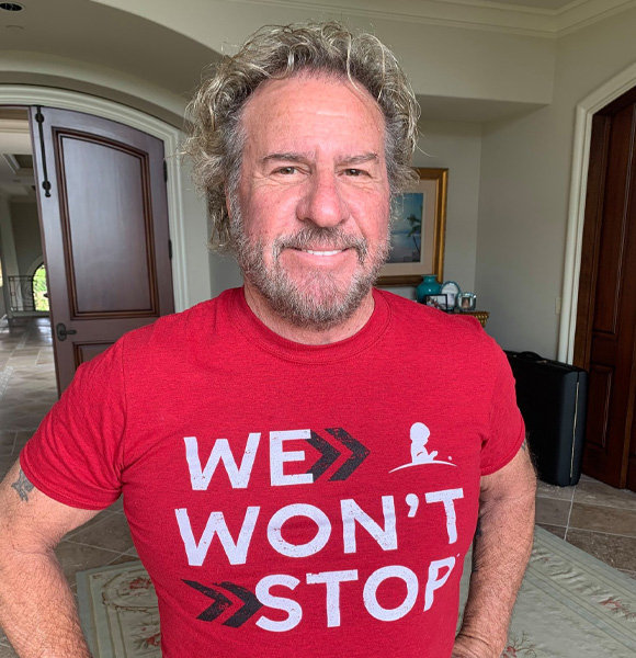 Inside Sammy Hagar's Married Life With Wife And Children