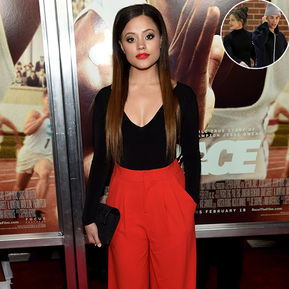 Does Sarah Jeffery Who Loves Her Parents, Possesses A Loving Boyfriend Or Is She Just Fine With Dating Rumors?