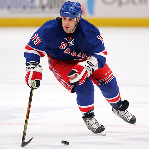 Ice Hockey Player Scott Gomez's Extending His Contract? Or Will Divert To Get Married?
