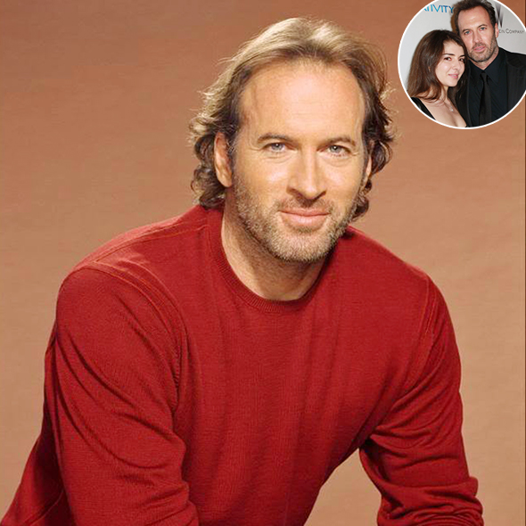 A Rumored To Be Married Scott Patterson Suspiciously Hides His Personal Life; Wife Affairs?