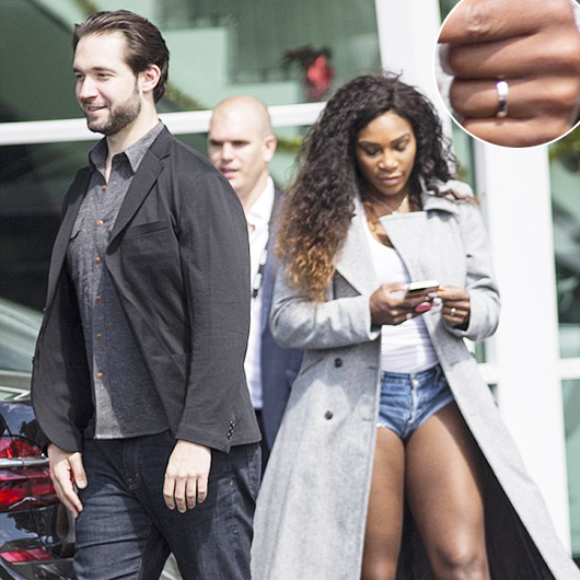 Alexis Ohanian Serena Williams – villagebetween.com