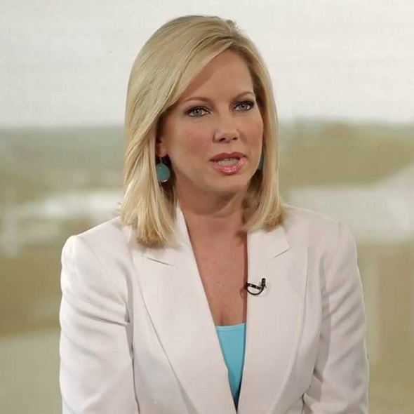 Fox News' Shannon Bream Very Content With Her Husband