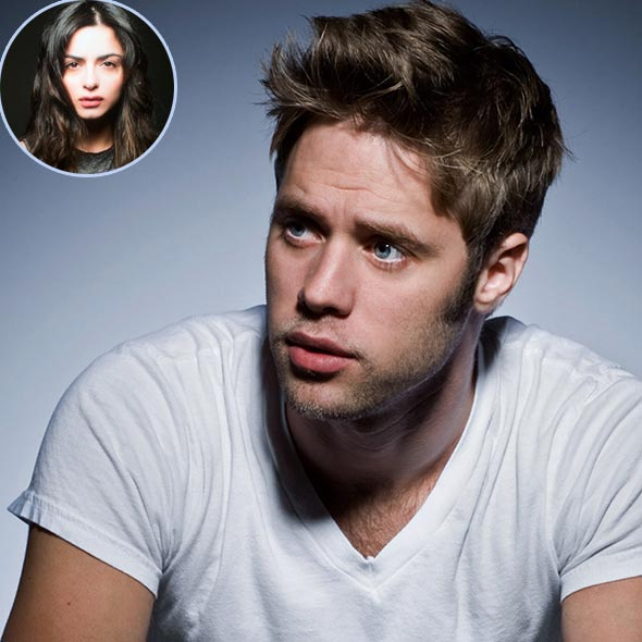 Shaun Sipos, Age 34, Not Married Yet. Still Dating With Actress Girlfriend Stephanie?