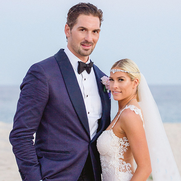 Sheldon Souray's Had A Rancorous Divorce Battle In Past But It Did not Stop Him From Welcoming WWE Diva As A Wife