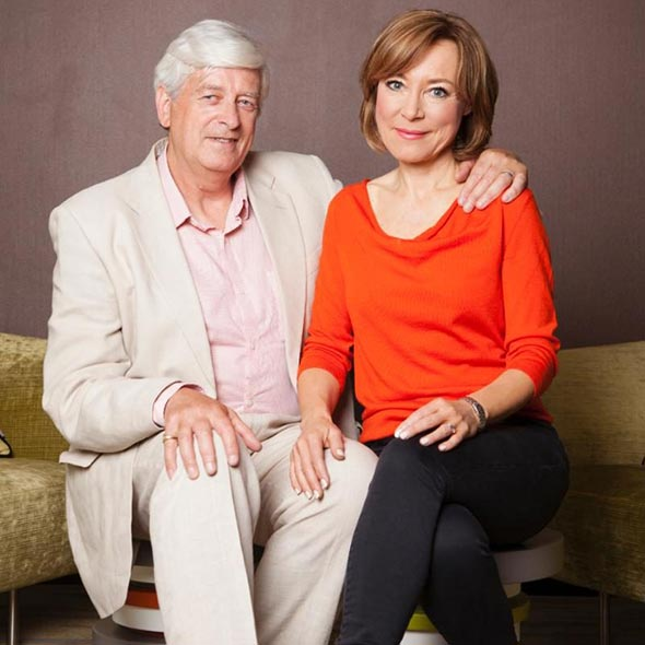Sian Williams Went Through Double Mastectomy: Support From Her Husband and Children. Married Life?