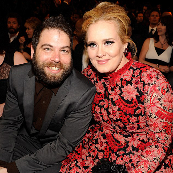 revealing with style  adele confirms she u0026 39 s secretly