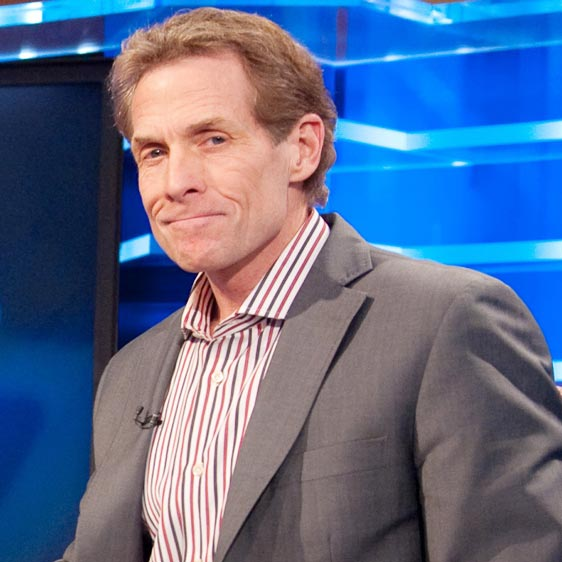 Married High School Girlfriend, Then to a Famous Publicist: Skip Bayless' Married life, Wife. Leaving ESPN for Riches?