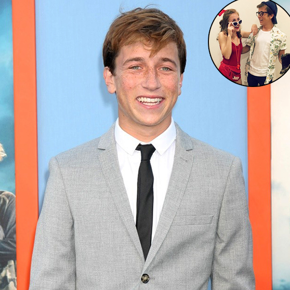 Skyler Gisondo Possibly Dating Through Social Media Or Too Busy To Be Dating?