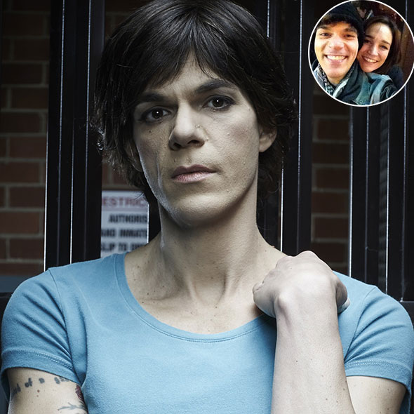 Wentworth's Star Socratis Otto Dating Someone? Or Secretly Married? Her Wife or Girlfriend Record