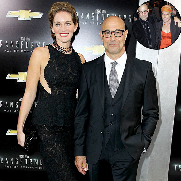 On Screen Gay Actor Stanley Tucci Reveals Guilt Imprint Left By The Death Of His First Wife On His Current Marriage