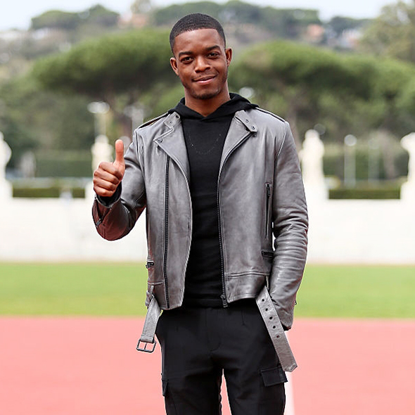 Race Actor Stephan James Reveals His World Hero; Who Can It Be?