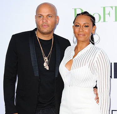 End of Married Life! Stephen Belafonte's Wife Mel B Files For Divorce after Ten Years of Marriage