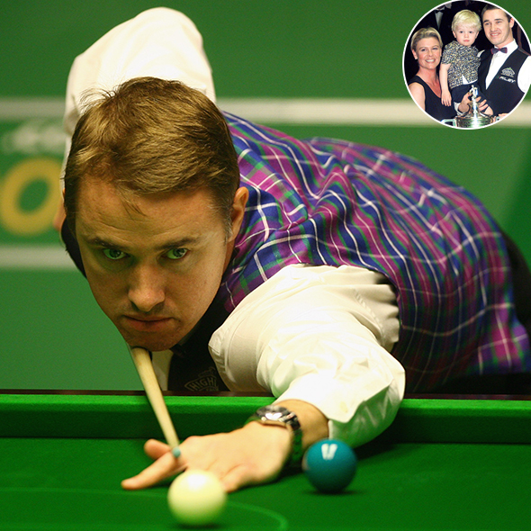 Snooker Legend Stephen Hendry End Married Life With His Wife For Actress Girlfriend?