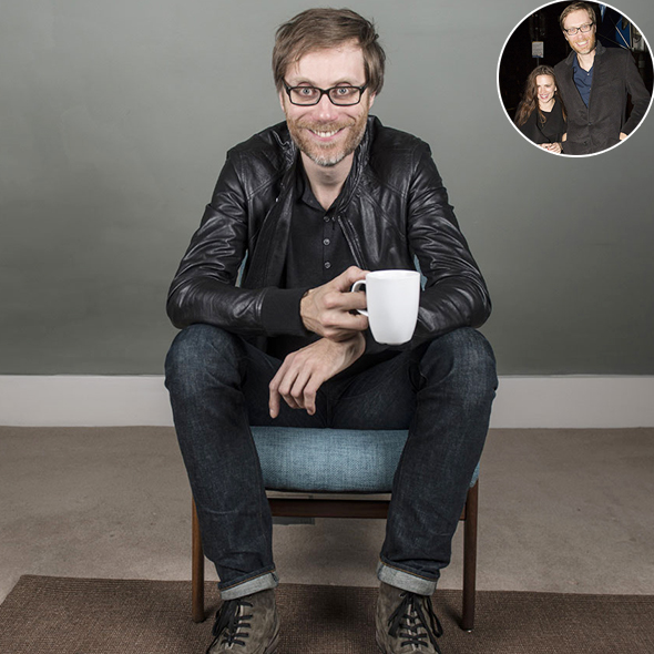 Writer Stephen Merchant: Why is he not Married Yet? His Dating History with All Girlfriends