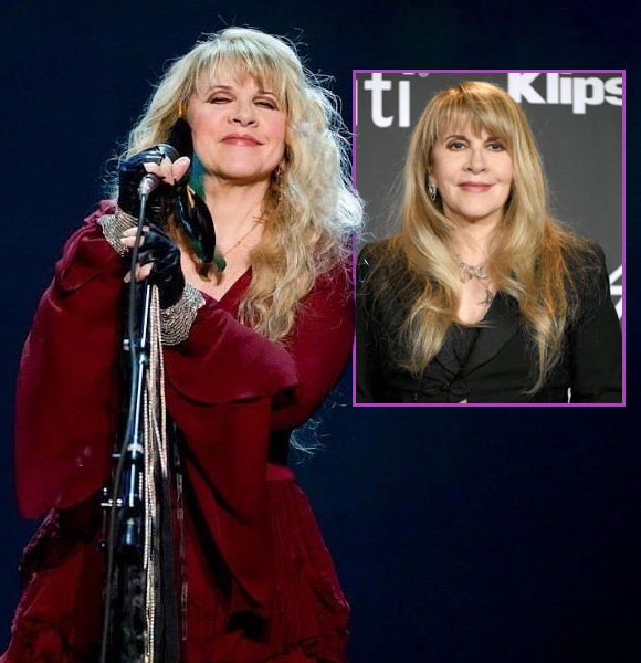 Inside Stevie Nicks's Glorious Career And Lesbian Rumors