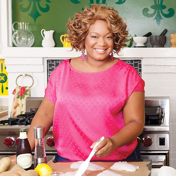 Awesome Cook Sunny Anderson Has a Boyfriend? Dating History Or Is She Married? Whom-to-be-Husband?