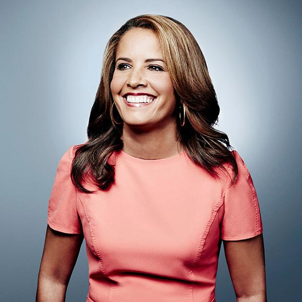 Never Been Married, CNN's Suzanne Malveaux, Not Needing Husband to Support Her Family
