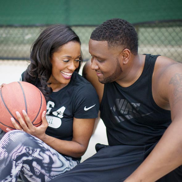 Reliving the Moments Before Retirement: WNBA's Swin Cash, Married in 2015 with Longtime Boyfriend. Husband?