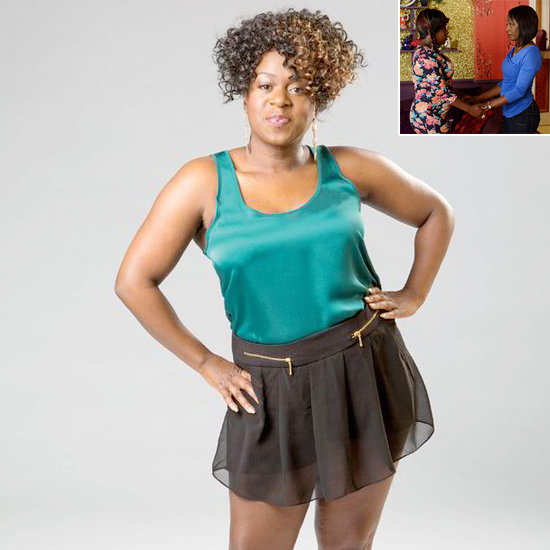 Tameka Empson Not Interested To Blab About Her Baby Father; Natters About On-Screen Husband Only