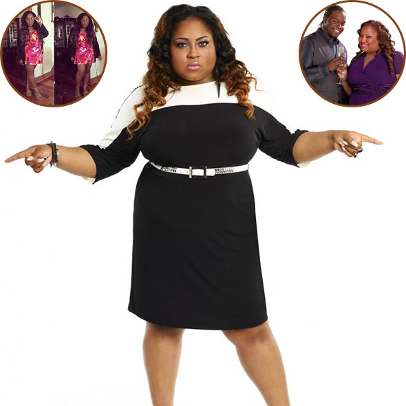 Divorcee Tanisha Thomas, Separated With Husband After One Week of Wedding: Magical Weight Loss: