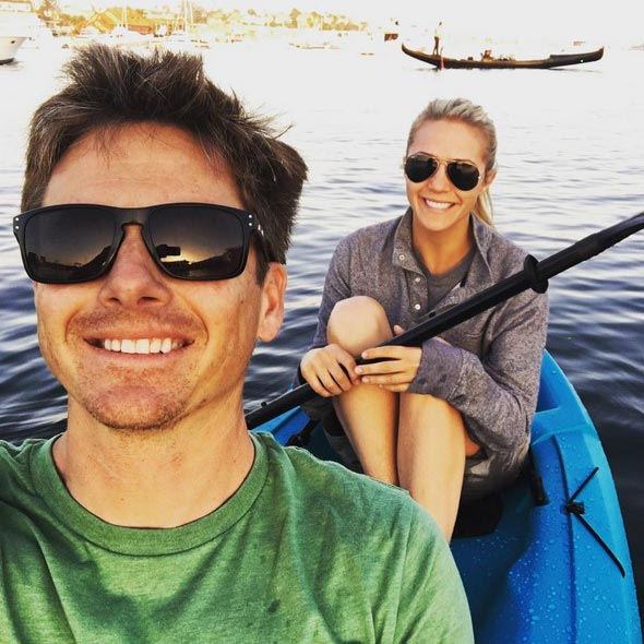 Tanner Foust has a Daughter? Who is His Wife? Dating and Girlfriend History of Racing Driver
