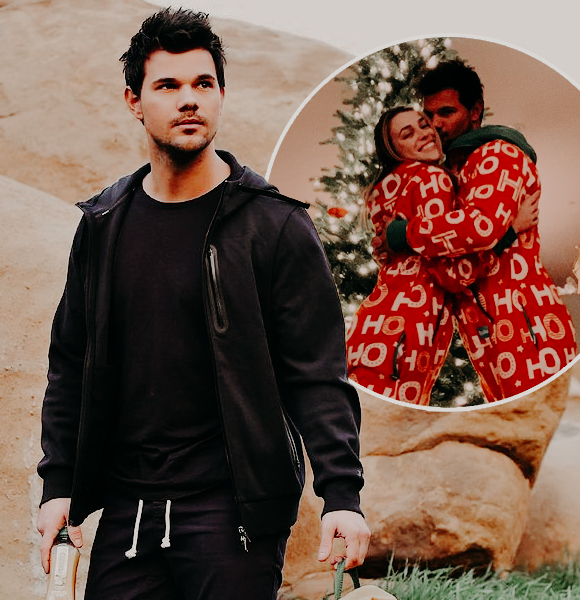 Is Taylor Lautner Gay? Talks Surface Against Dating Hot Girls Time & Again