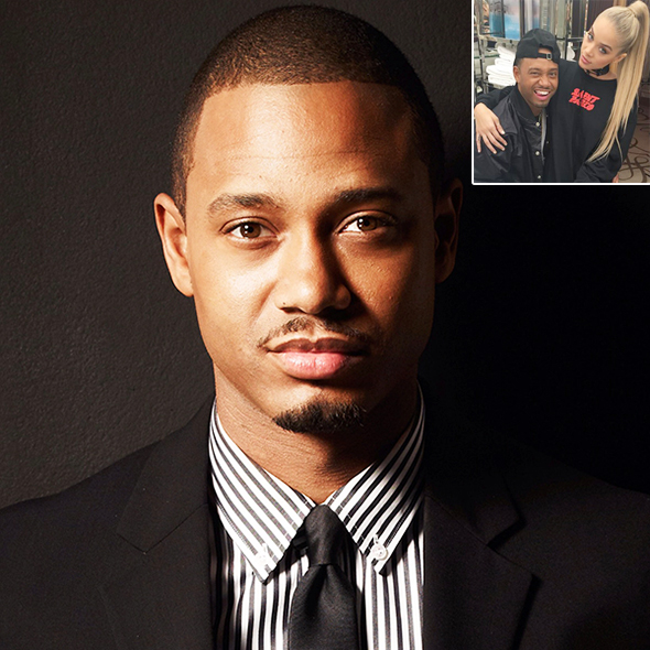 Slowly But Steadily, Terrence J Revealed Dating Affairs With His Golden Barbie Girlfriend
