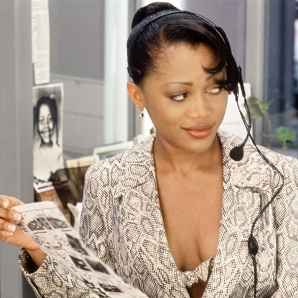 Beautiful Theresa Randle: Does She Have a Boyfriend? Or Is Secretly Married? Husband? Where Is She Now?
