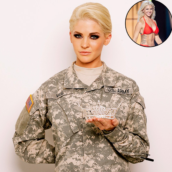 Theresa Vail On Her Journey From Army Camp To Pageant Show But Still Hasn't Considered Getting Married; Unveils Reason For Having Tattoos