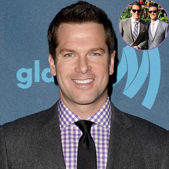 Thomas Roberts Wedding: Openly Gay Thomas Roberts Married Partner Of 12 Years In