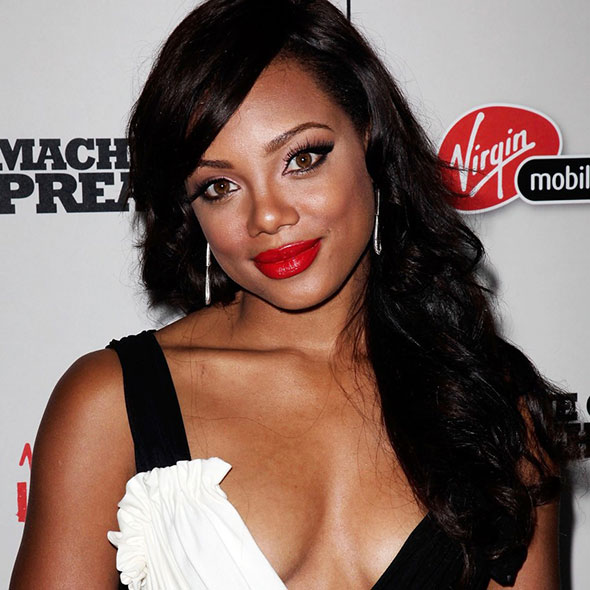 Mixed Ethnicity Actress Tiffany Hines Who Is This Hot Actress