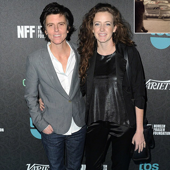 After A Mississippi Wedding, Tig Notaro Welcomed Twin Baby With Girlfriend-Turned-Wife