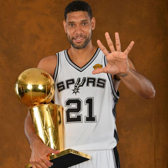 After 19 Seasons in Spurs, Tim Duncan Announced His Retirement