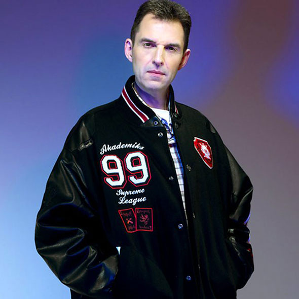 DJ Tim Westwood: No Wife, No G...