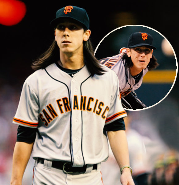 Is Tim Lincecum Still In A Relationship With The Mystery Blonde From 2012?