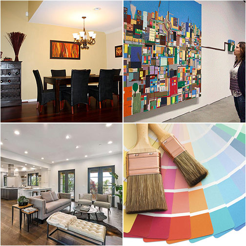 Top Five Tips To Decorate Your Home: Home Decor Ideas and Interior Design Ideas