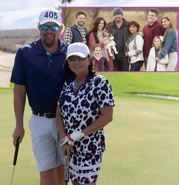 Toby Keith and His Wife's Relationship, From First Dance To Having Two Daughters & A Son