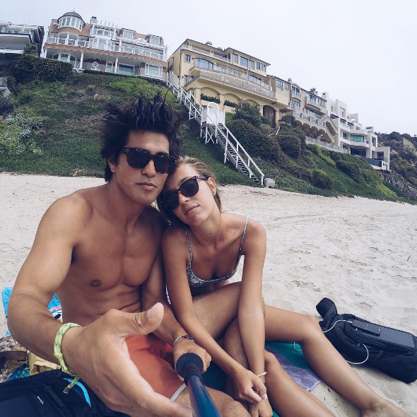 Still In The Young And Wild Age, Viner Toddy Smith Cherishes Moments With Stunning Girlfriend