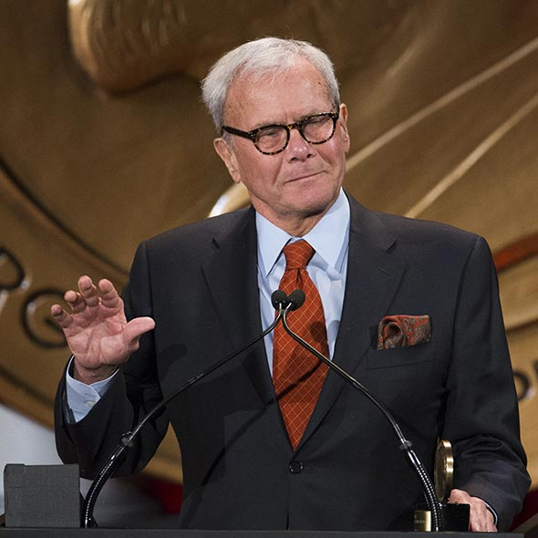 Tom Brokaw, Opens Up About His Health and Illness: Compassionate Family Against Cancer
