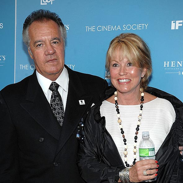 Father of 2 Children, Tony Sirico's Amazing Net Worth of $16 Million. Plus His Interview in Friend's Funeral