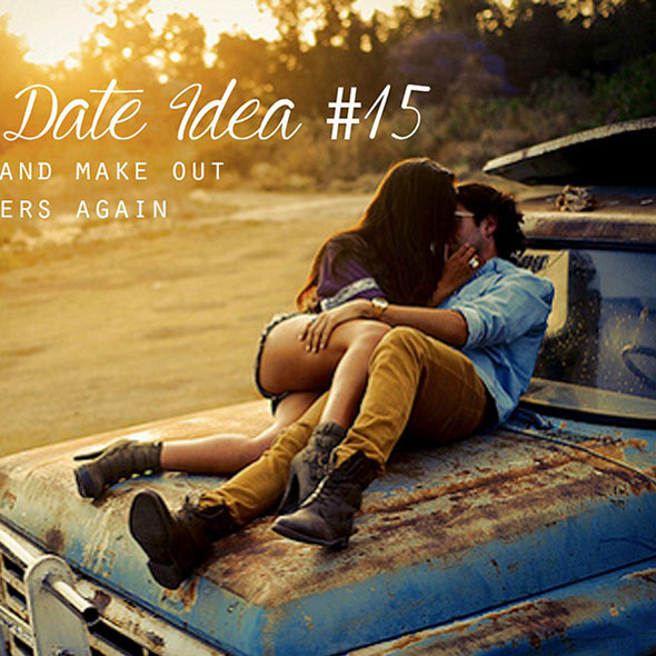 Top Ten Ways To Make A Date Romantic